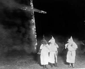 Interracial concert audiences concerned Christian fundamentalists and the Ku Klux Klan.