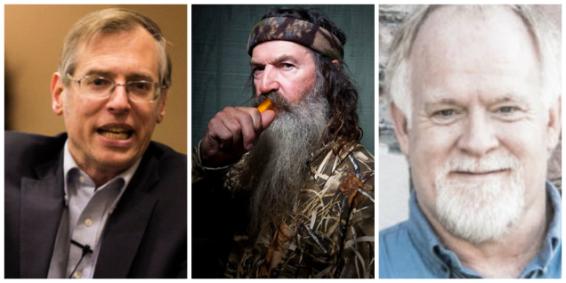 Kevin Swanson (and Dave Bruehner) have now publicly joined the ranks of Phil Robertson and Matthew Chapman in advocacy of child marriage.