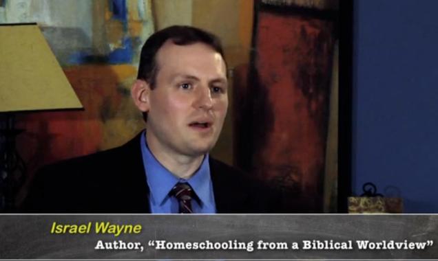 Israel Wayne. Source: http://vimeo.com/83777564