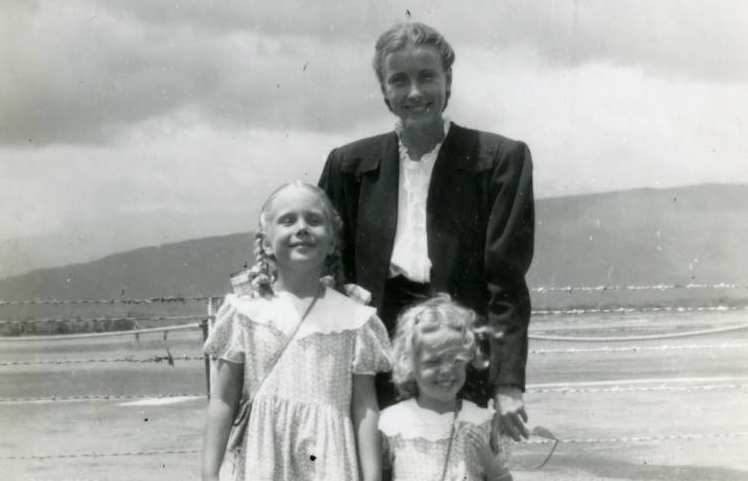 Marjorie Levisen and her children. In 1950, the Illinois Supreme Court ruled that Levisen's homeschooling via correspondence course qualified as private schooling under Illinois law.