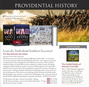 Vision Forum providential history