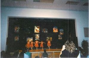 "My first ballet recital to ""Femininity"" from Summer Magic."