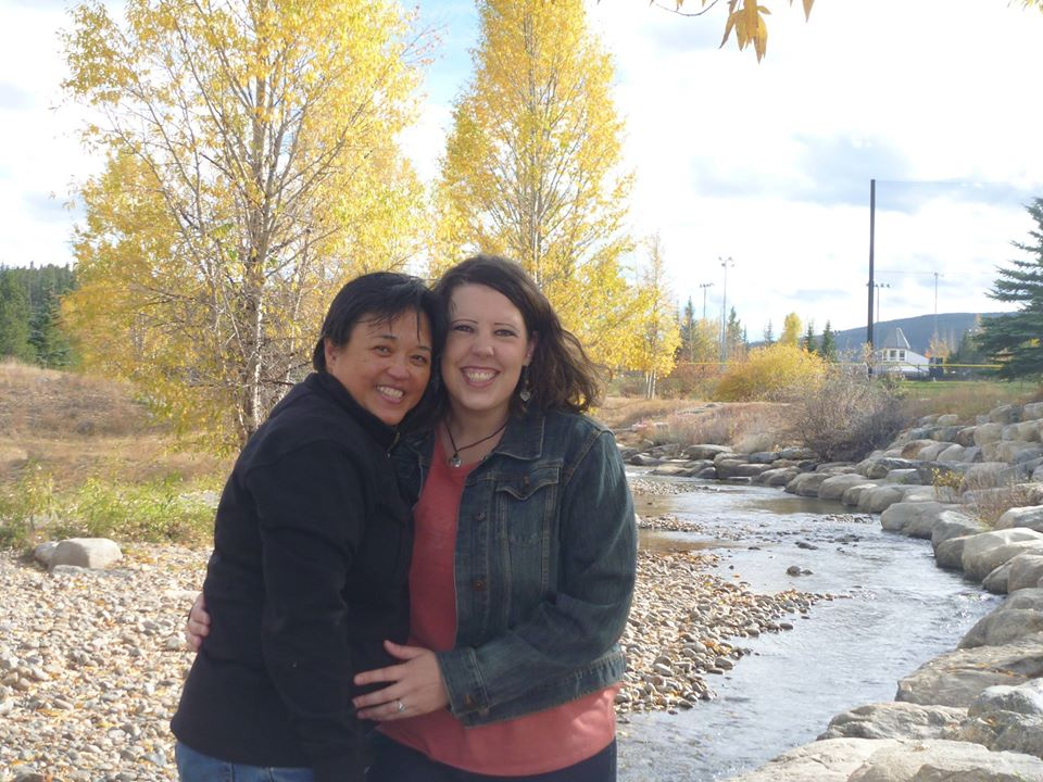 In their free time, Amber and her wife, Clara enjoy traveling as well as spending time in the Rocky Mountains with their two furry babies.