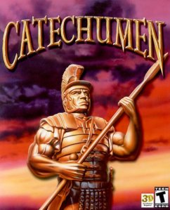 One of the only explicitly Christian games to enjoy significant mainstream success and recognition was Catechumen.